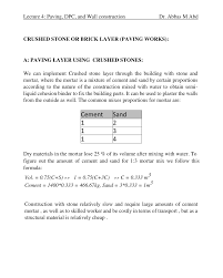 pdf lecture notes no 3 construction
