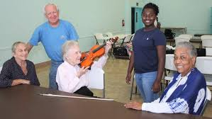 Gifford Youth Orchestra is endorsed by Vero Beach pioneer Alma Lee Loy