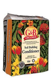 g b organics soil building conditioner