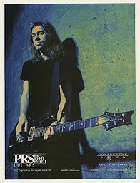 1996 Ross Childress PRS Paul Reed Smith Guitar Photo Original Print Ad  (47994) on Galleon Philippines