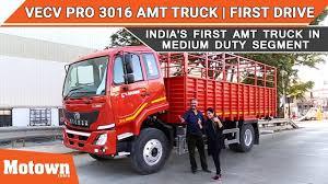 eicher pro 3016 amt truck women too