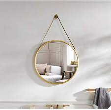 round wall mirror bathroom mirrors