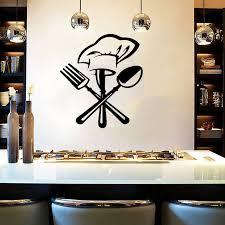 18 style large kitchen wall sticker