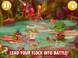 Angry Birds Epic Officially Launched - iClarified