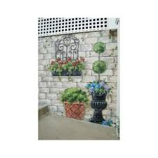 Concrete Wall Mural Painting Ideas Google Search Garden Mural Painting Concrete Walls Exterior Murals