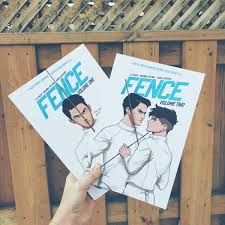 Lizz On Twitter Books 13 14 Were Fence Vol 1 And 2 Swords Rivals Private School Kids And A Cast Of Diverse Characters Who Are Super Into Competitive Fencing I Absolutely