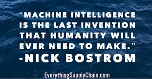 need machine learning and deep learning training supply chain