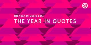 the year in quotes pitchfork