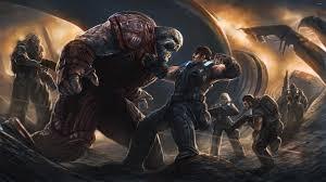 gears of war 4 wallpaper game
