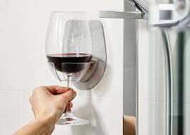 sipski shower buddy holds your drink
