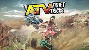 atv drift tricks for nintendo switch