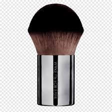 paint brush face powder makeup