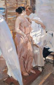 Welcome spring. Welcome Sorolla, Spanish Master of Light | ArtsCulture