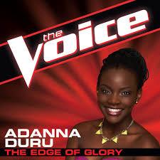 Adanna Duru - The Edge Of Glory - The Voice Performance - KKBOX
