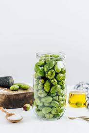 pickling green olives without vinegar