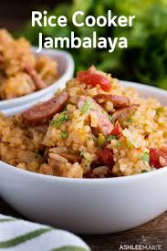 rice cooker sausage jamba recipe