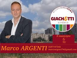 Marco Argenti - Consigliere municipale Roma VI - Home | Facebook