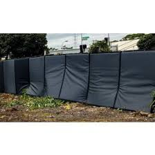 Fortress Noise Barrier Acoustic Curtain