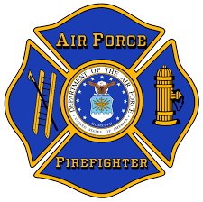 Us Air Force Firefighter Window Decal Police Fire Ems Viny Graphics Stickers Decals Dkedecals