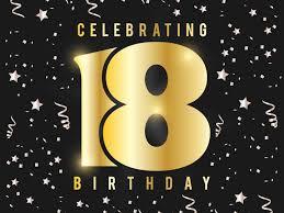 happy 18th birthday wishes my son
