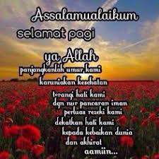 best selamat pagi images doa islam muslim greeting