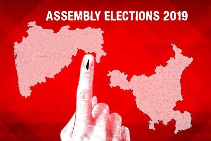 Image result for assembly election maharashtra and haryana""
