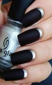 30 Ideas Fails Design Black Moon #fails (With images)   Black nail ...
