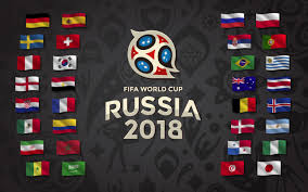 fifa world cup country flags wallpaper