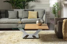 calypso wood coffee table by naos