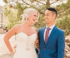 wedding day tan lines