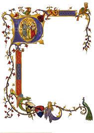 Pin De Karina Villarreal Villela En Invitaciones Trabajos De Arte Marcos Para Texto Y Decoraciones Medievales