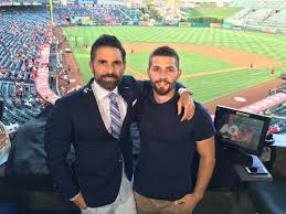 """F.P. Santangelo Jr. on Twitter: """"Sometimes I look more like him then he  looks like him. Spending some quality Senior/Junior family time out in  Anaheim!… https://t.co/XMP8qG8Lcf"""""""