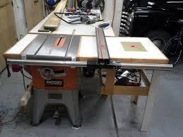 Table Saw Upgrades Http Www Amazon Com Vega Pro 40 42 Inch 40 Inch Dp B000022621 Ref Sr 1 5 Ie U Woodworking Bench Plans Table Saw Workbench Ridgid Table Saw