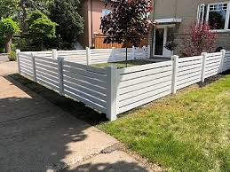 Vinyl Fence Deck Installation Project Photos In Toronto