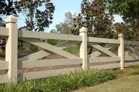 Board Fence Farmhouse Landscape Atlanta By Allied Fence Co