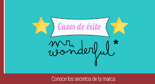 Casos De Empresas De Exito Mr Wonderful