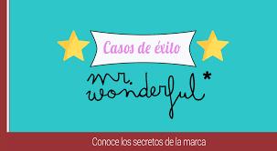 Casos De Empresas De Exito Mr Wonderful