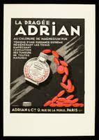 La dragée Adrian au chlorure de magnesium pur ...   Wellcome Collection