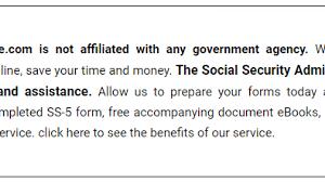 a temporary social security card printout