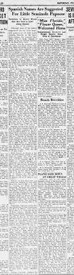 Seminole Papoose Name contest 1929 - Newspapers.com