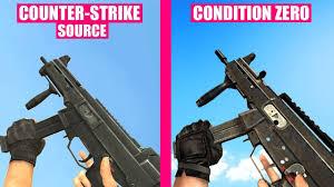 Counter-Strike Source Gun Sounds vs ...