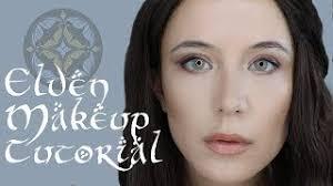 elf fairy makeup tutorial