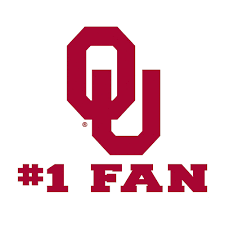 Oklahoma Sooners 1 Fan Decal 3in X 4in Party City