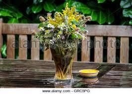 garden garden decoration rain table
