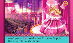 barbie princess charm apk