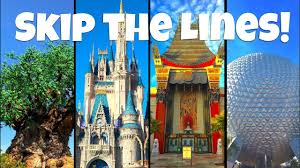 avoid lines at disney world tips to skip lines queue wait times