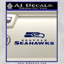 Seattle Seahawks Full Decal Sticker A1 Decals