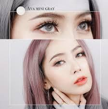 Beautifyme Lens - Mini Ava Gray 💙 Size: 14mm ✨💋... | Facebook
