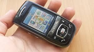Samsung s400i @ jak z400 - klawisze ...