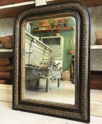 antique louis philippe mirror for